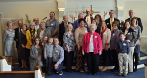 Charter members Grace Lutheran Church